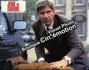 12-Photos-21x27cm-1992-JEUX-DE-GUERRE-PATRIOT-GAMES-Harrison-Ford-NEUVE