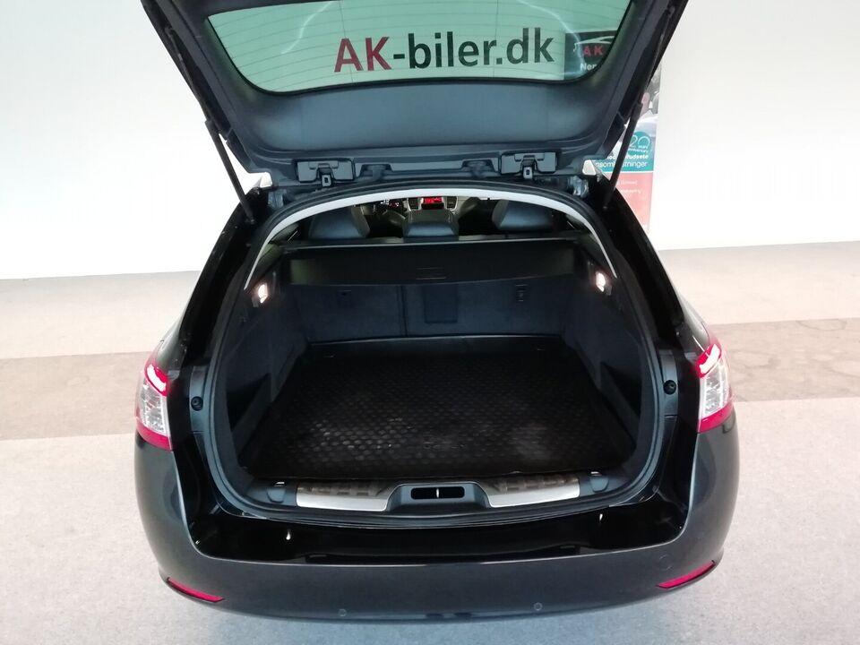 Peugeot 508 2,0 HDi 163 Allure SW aut. Diesel aut.