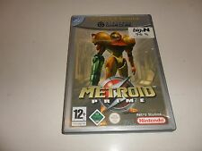 Nintendo Game Cube  (oA)  Metroid Prime [Player's Choice]
