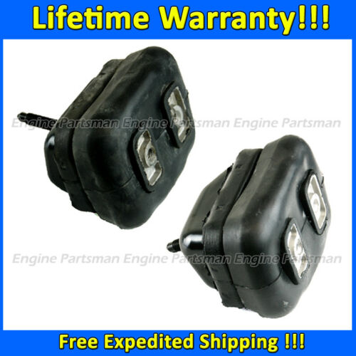 K2276 Front Left+Right Engine Motor Mount Set Fit 03-08 Lincoln Town Car 4.6L