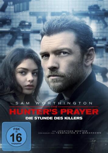 1 von 1 - DVD - THE HUNTER'S PRAYER Die Stunde des Killers NEUWERTIG