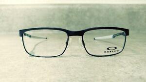 8ea4ab1126 Brand New Eyeglasses OAKLEY STEEL PLATE XS OY3002-0348 48 15 130 ...