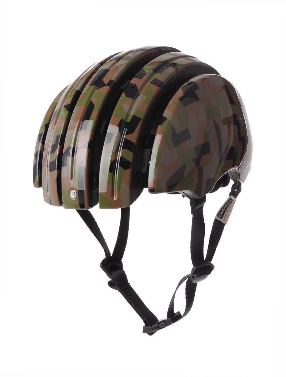 fahrradhelm helm schutzhelm green foldable c grap dehnbar. Black Bedroom Furniture Sets. Home Design Ideas
