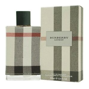 Eau Sealed Burberry 3 3 De Box London Parfum Women Ml About Spray 3 Details Fabric Oz 100 4 SGzqUMVp