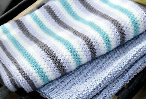 KNITTING-PATTERN-Baby-Striped-Blanket-DK-Baby-Blanket-Heartwood-Pattern