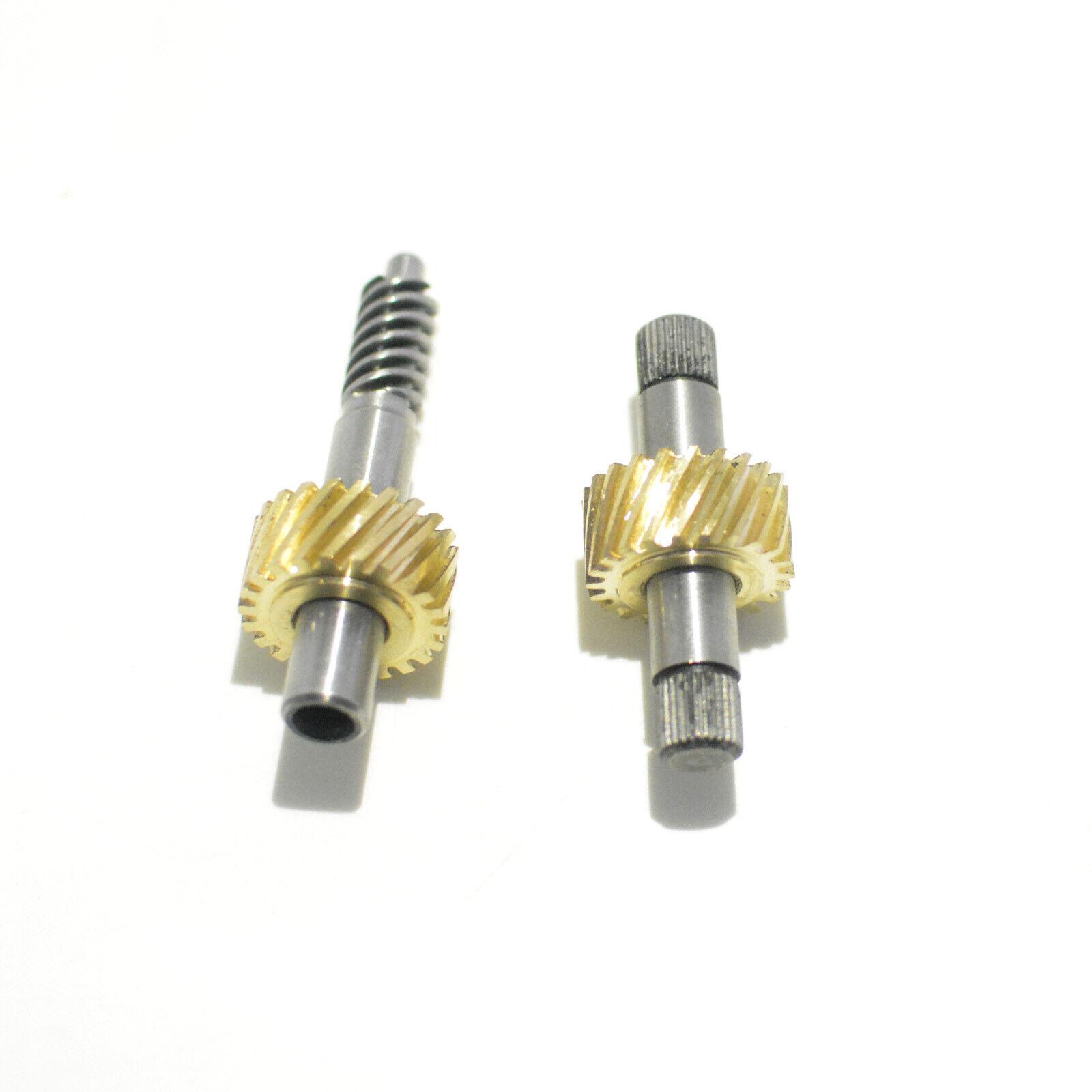 67618370816 Gear repair for bmw 3 series convertible top latch motor e46 e64