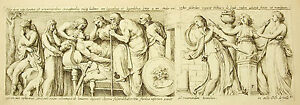 Die-Letzten-Momente-eines-Mourant-Aussterbende-Dying-Xvii-Francois-Perrier-1645