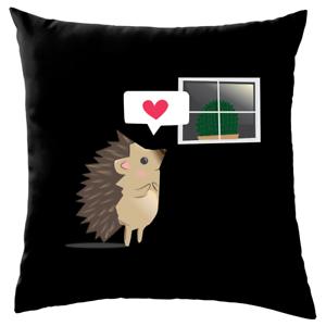 Verliebter Igel Sofa Dekokissen Verliebt Liebe Tiere Kaktus