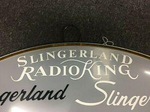 Radio-King-Slingerland-40s-Vintage-Logo-Replacement-Hi-Quality-3M-Vinyl-White