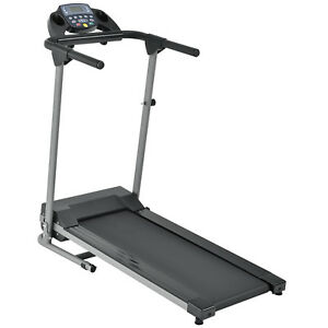 Laufband Heimtrainer Fitnessgerät LCD DIsplay Jogging Heimtraining klappbar