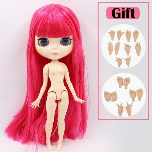 ICY Blyth doll No.1 glossy face white skin joint body 1//6 BJD special price 1//4