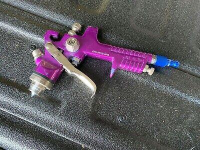 20 OZ HVLP Gravity Feed Paint Spray Gun Air Tool-Auto Body Shop Home Furniture