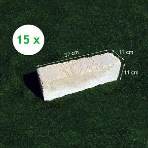 15-Mattoni-di-tufo-chiaro-37x11x11cm-blocchi-per-ornamento-aiuole-e-giardino