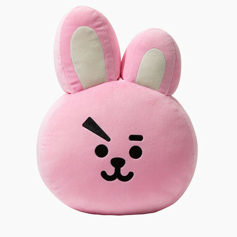 Plüsch Puppe Kissen Kind Spielzeug KPOP BTS BT21 TATA SHOOKY RJ SUGA COOKY JIMIN 8