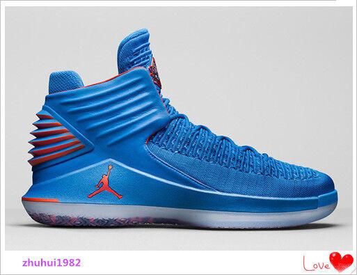Nike air jordan xxxii perche 'russell westbrook scorpe nuovo di zecca