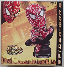 Spiderman 2 - NECA 2004 Extreme Headknocker Bobblehead Action Figure Bobble Head