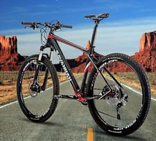 Full Carbon Mountain Bike Swiss Design MTB Savannah Venture Full Shimano XT