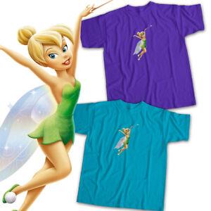 Disney-Peter-Pan-Tinkerbell-Fairy-Pixie-Dust-Mens-Womens-Kids-Unisex-Tee-T-Shirt