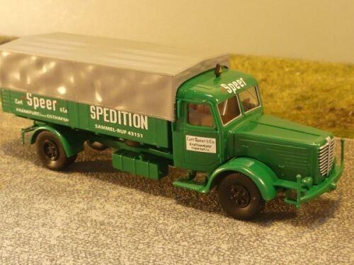 1//87 Brekina Büssing 8000 solo-Camion pr//PL LANCIA Corriere