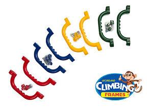HANDGRIPS-GRAB-HANDLES-SET-2-climbing-frame-playhouse-treehouse-den-Jungle-Gym