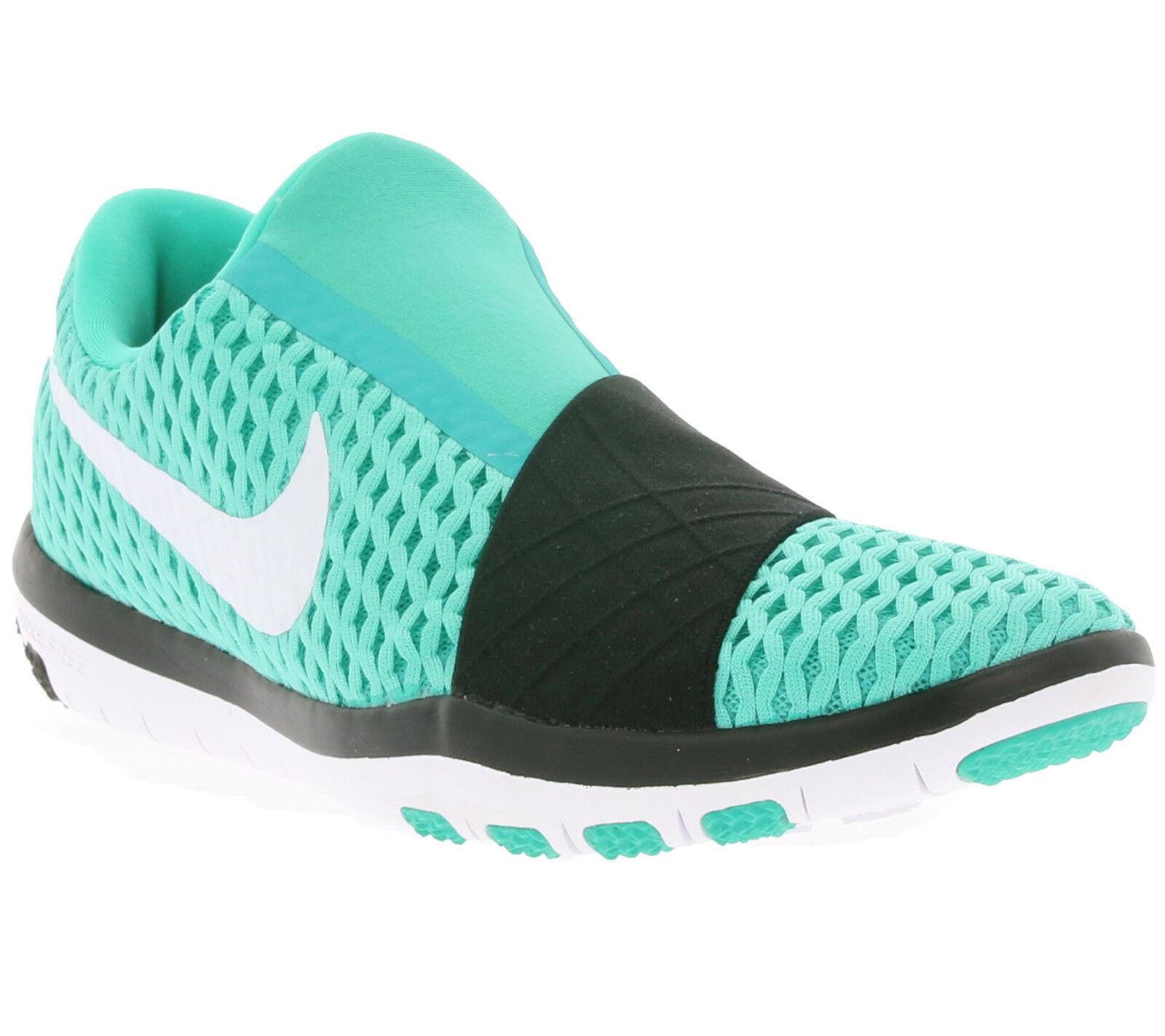 Nike  Free Connect verde Mujer 843966-300 Zapatillas Correr Nuevo Gr.37, 5  servicio considerado