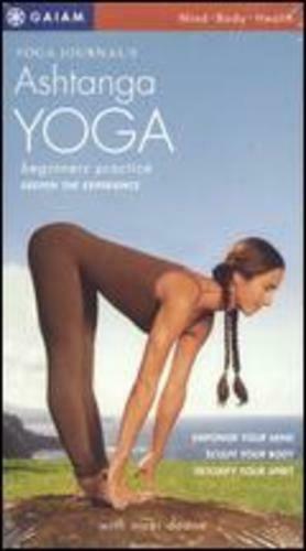 Yoga Journals Ashtanga Yoga Beginners Practice Dvd 2013 For Sale Online Ebay