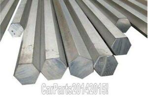 """Grade 303 5//16/"""" -/> 1/"""" Lengths; 4/"""" -/> 15 Inch Stainless steel Hexagon bar"""