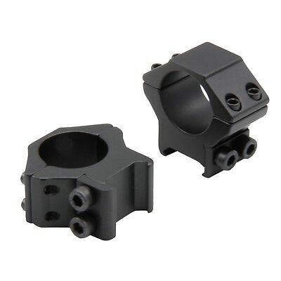 CCOP USA 30mm Tactical Low Profile Picatinny Rail Steel Scope Rings SR-Q3004WL