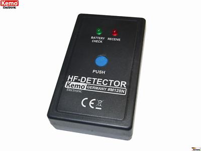 versteckte versteckte fehler kamera finder hf sender spionage detektor