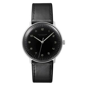 NEW-Junghans-Max-Bill-027-3400-04-Men-039-s-Automatic-Watch-027-3400-00