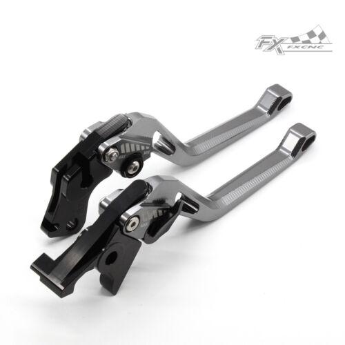 For FZ-07//MT-07 FJ-09//MT-09//FZ-09 FZ-10//MT-10 CNC 3D Hollow Brake Clutch Levers