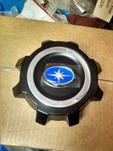 New Matte Black Wheel Cap Polaris OEM 1522243-458