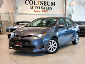 2018 Toyota Corolla LE-AUTOMATIC-CAMERA-HEATED SEATS-LDW-BLUETOOTH-60K