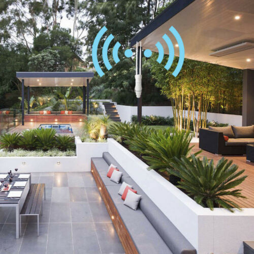 Wavlink Outdoor Wireless-N Repeater/&High Power,300Mbps Wifi Range Extender