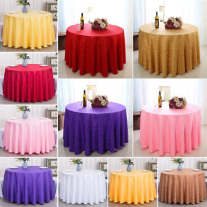 Details About Damask Floral Jacquard Event Party Tablecloths In Various  Colours, Shapes, Size