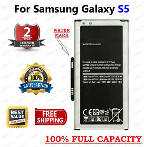 Battery-For-Samsung-Galaxy-S5-Genuine-NEW-Replacement-OEM-i9600-Original-2800mah