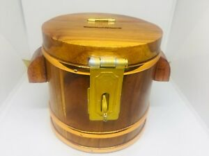 Wooden-DIY-Handmade-Piggy-Bank-money-coin-gift-saving-decor-amp-Collectible-amp-Home-amp-Art