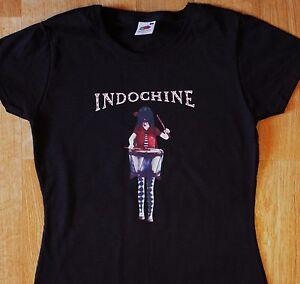 T-Shirt-INDOCHINE-034-Alice-amp-June-034-Soldate