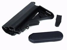 AS425u Airsoft 6 Position Special Force Crane Sliding Stock 4 M Series AEG GBBR