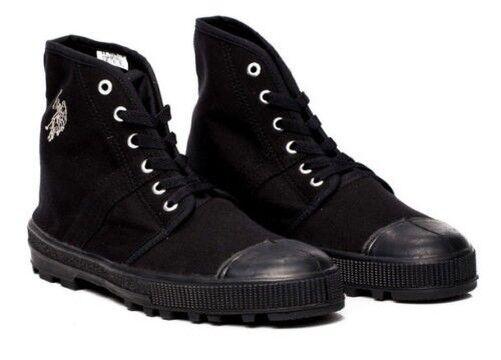 U.S. assn. Polo Schuhe anschnallen High hoch High anschnallen Frauen Mann Turnschuhe Frau Casual a82e40