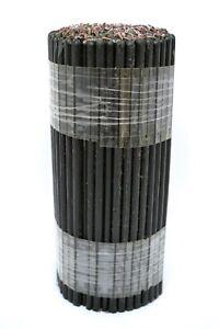 20-St-schwarz-Bienen-Wachs-Kerzen-20-5-cm