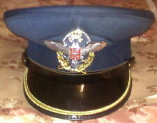 SERBIA MILITARY AIR FORCES VISOR CAP SAPKA SIZE 58