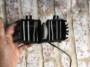 MERCEDES-clase-e-W212-consola-central-trasera-ventilaciones-de-aire-sin-necesidad-de-cubierta
