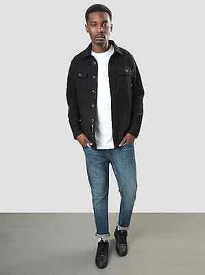 Mens Nike SB Holgate Yarn-Dye Wool Long//Sleeve Shirt Jacket 828068 071 Size S,XL
