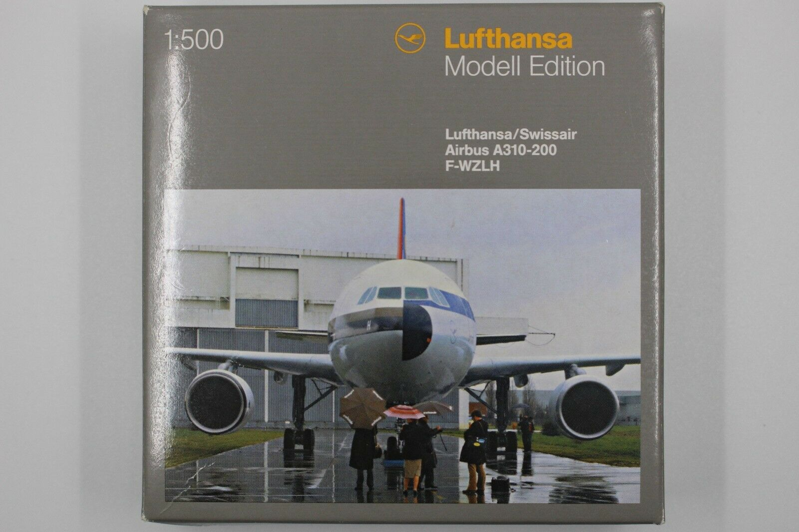 risparmia fino al 70% di sconto Herpa Wings 1 500 Lufthansa Swissair Swissair Swissair a310-200 Mixed Colours (501170) Limited  una marca di lusso