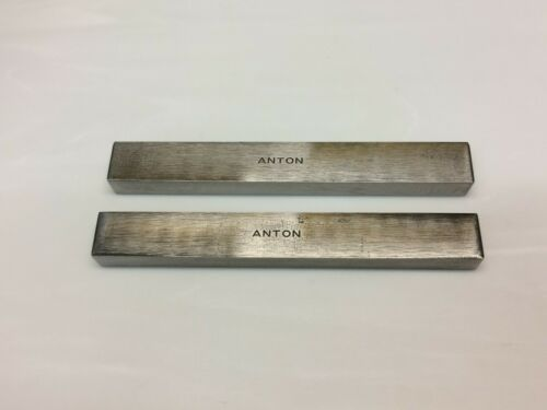Steel parallels in matched pairs 2W-48 1//2 X 1-5//8 X 6