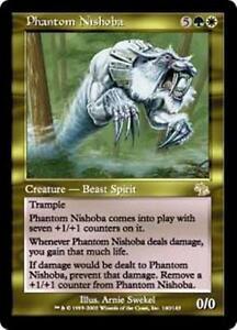 Magic: The Gathering, MTG) kaartspellen 4x Phantom Centaur Judgment