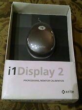 X-Rite i1Display 2 for PC, Mac