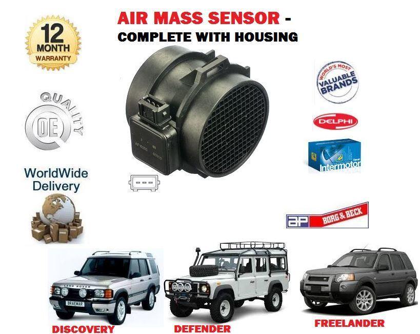 Für Land Rover Defender Discovery Freelander Td5 Mh100620 Neu Luftmassensensor