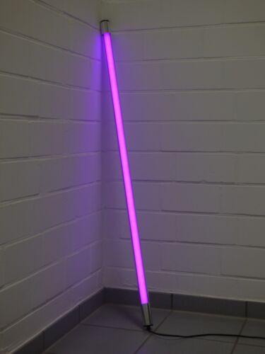 LED Leuchtstab 24 Watt Violett 2500 Lumen 153 cm IP-44 #8246